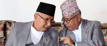 ओली-नेपाल 'निर्णायक वार्ता' हुदै